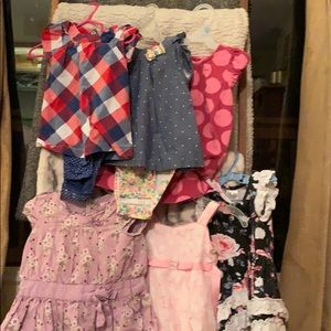 Other - 12 month dress bundle